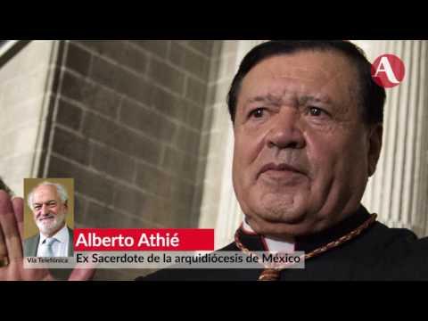 La vida después de ser sacerdote: Athié (Lo mejor Aristegui en Vivo 7 julio 2017)