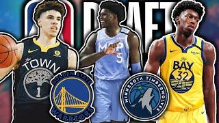 Basketball Pleb 2020 NBA Mock Draft