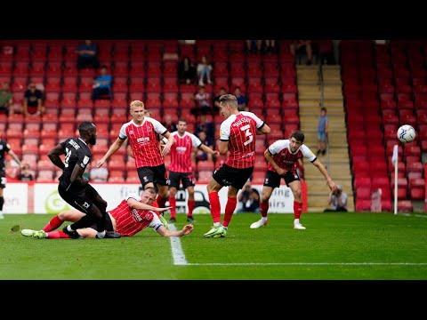 Cheltenham Milton Keynes Goals And Highlights
