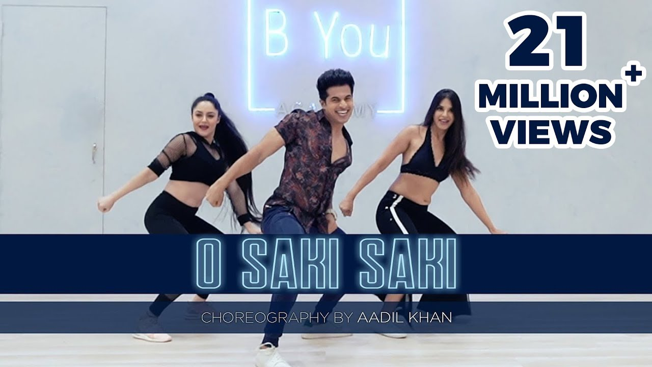 O saki saki | One Take Dance video | Nora fatehi | Aadil Khan Choreography | #osakisaki #norafatehi