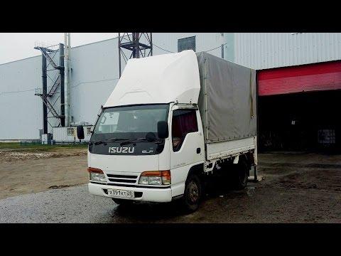 видео: Замена лобового стекла на грузовике isuzu elf Перевозчик31