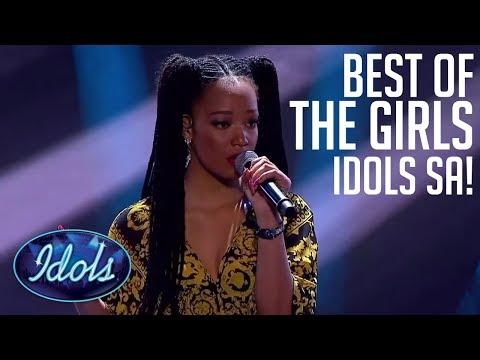 BEST Female Performances on Idols South Africa 2018! | Idols Global
