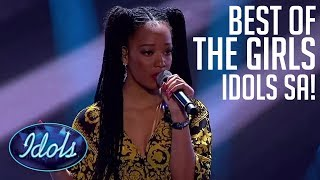 Gambar cover BEST Female Performances on Idols South Africa 2018! | Idols Global