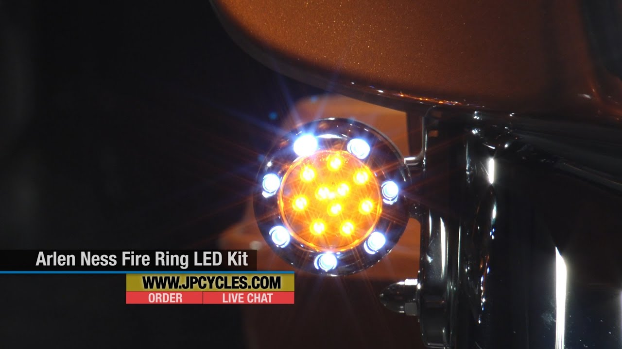 Ness Fire Ring Led Kit Installation Youtube Mounting System For Emergency On Lighting Wiring Diagram