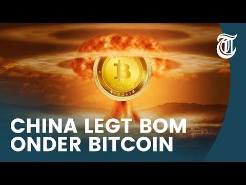 'Enorm zwaard van damocles boven bitcoin' - CRYPTO-UPDATE