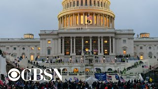 Report shows fundraising and organization behind protesters who stormed the Capitol