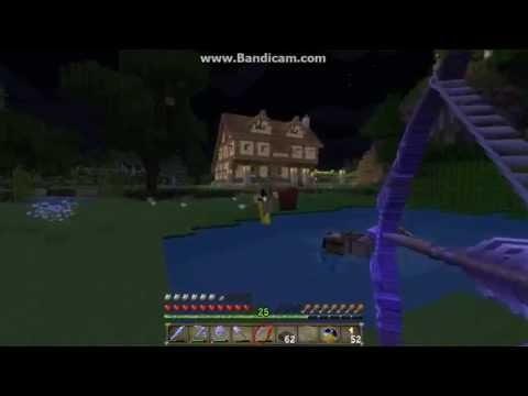 Minecraft How to turn a Zombie into a Villager - Survival ...