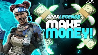 How to MAKE MONEY by PLAYING GAMES of Apex Legends or Fortnite! (Tutorial)