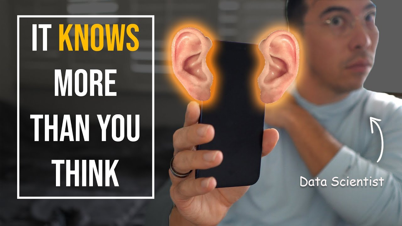 Is Your Phone Listening to You? | Data Scientist Reacts