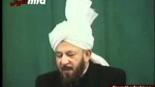 Khutba Jumma:15-02-1985:Delivered by Hadhrat Mirza Tahir Ahmad (R.H) Part 2/5