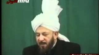 Khutba Jumma:15-02-1985:Delivered by Hadhrat Mirza Tahir Ahmad (R.H) Part 2/5