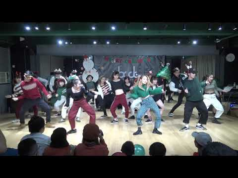 BCDC XMAS CHOREOGRAPHY COMPETITION 2018 - GUEST - BUDA
