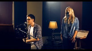 """Wanted"" - Hunter Hayes - Official Cover Video (Alex Goot & Julia Sheer)"