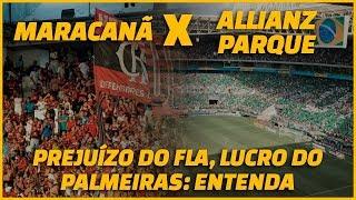 Rendões do Palmeiras, prejuízo (será?) em jogos do Flamengo e o que poucos veem nos borderôs