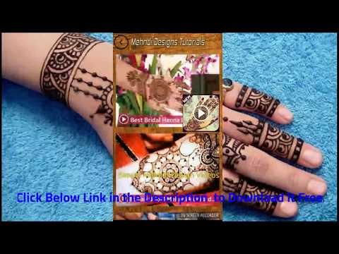 Tutorial Mehndi Sederhana Video Tutorial 2018 Aplikasi Di Google Play