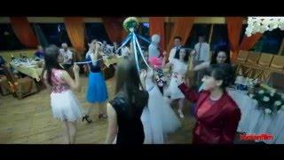 Самая динамичная и веселая свадьба в Москве