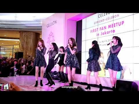 GFRIEND - Sunny Summer @ GFRIENDxCELEBON Fan Meetup Jakarta Mp3