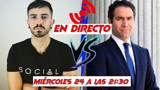 🔴DIRECTO: InfoVlogger VS. Teodoro García Egea |InfoVlogger