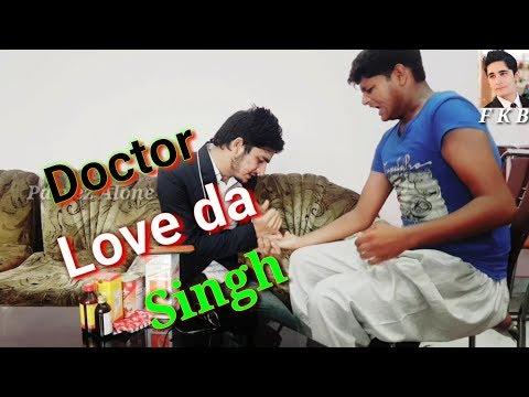doctor love da singh || non veg || FKB