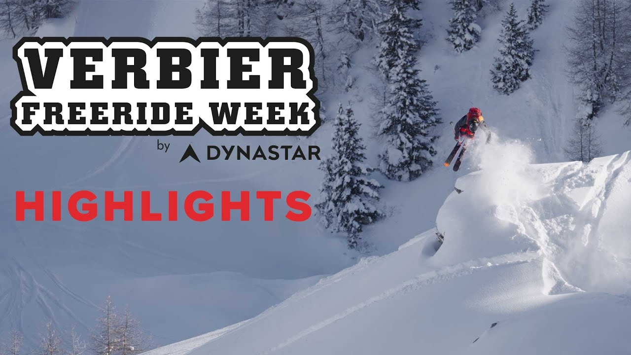 FWQ Verbier Freeride Week by Dynastar | HIGHLIGHTS