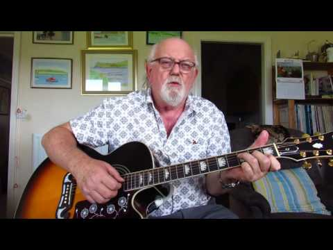 Guitar: Let The Mermaids Flirt With Me (Including Lyrics And Chords)