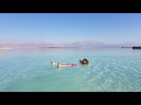 Israel - Jerusalem, Dead Sea, Ein Gedi, Tel Aviv / GoPro HERO 4