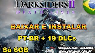 Download e Instalação Darksiders 2 + 19 DLCs (PC) Completo Traduzido PT-BR
