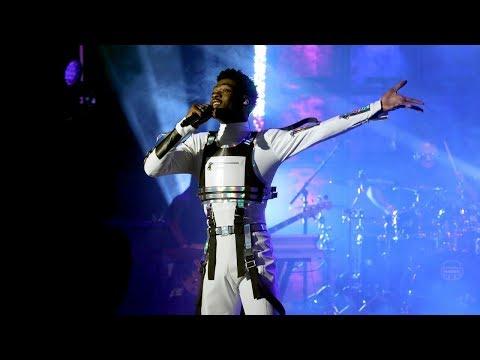 "Lil Nas X - ""Panini"" Performance"