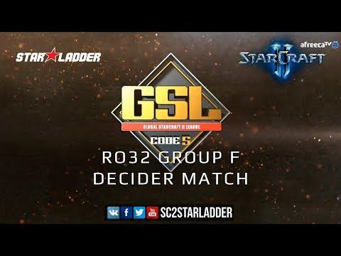 2019 GSL Season 1 Ro32 Group F Decider Match: INnoVation (T) vs Creator (P)