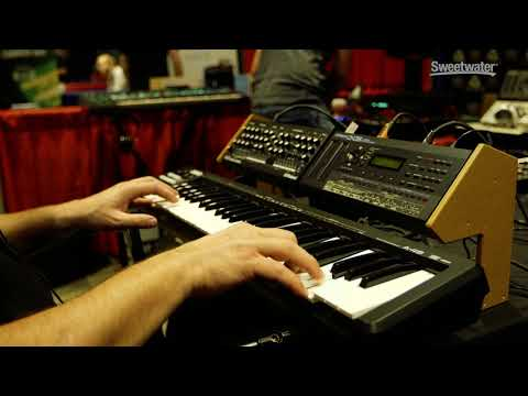 The Sounds of the Roland D-05 with Daniel Fisher