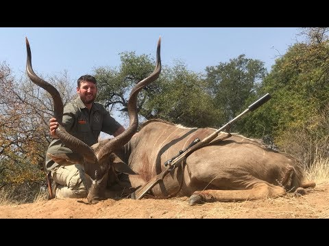 2017 Wounded Veteran Hunting In South Africa Video