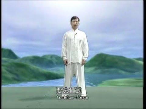 Yang style Tai Chi Push Hand Tui Shou