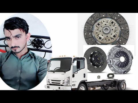 How to replace/Clutch/ISUZU NPR/ work in Urdu/Hindi #MMautorepair