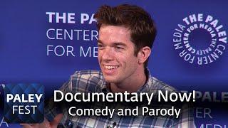 "Documentary Now! - A ""Secret Sauce"" for Comedy and Parody"
