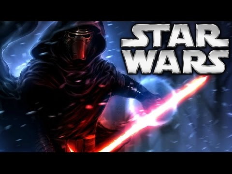 why kylo ren is a double agent star wars episode 8 theory youtube. Black Bedroom Furniture Sets. Home Design Ideas