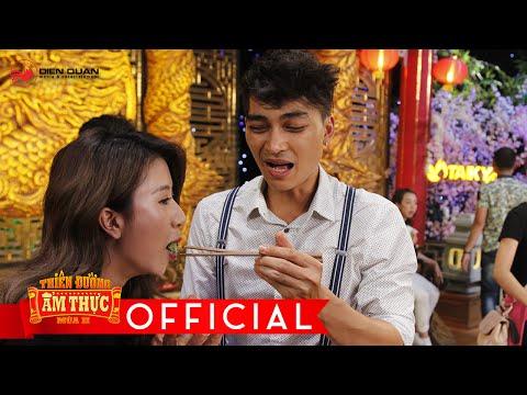 Thiên đường ẩm thực 2 | tập 4: Khương Ngọc liên tục đòi nhường phần ăn cho Quỳnh Anh Shyn