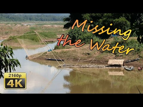 Along the Mekong to Udon Thani, Isaan - Thailand 4K Travel Channel