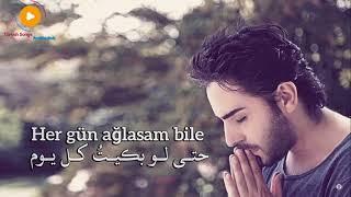 أغنية تركية حزينة جداً  كان هذا هو ذنبي   اسماعيل يك مترجمة İsmail Yk  Bu muydu günhım    YouTube
