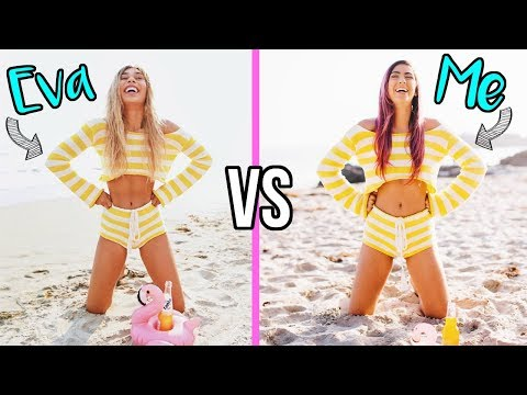 I Copied MyLifeAsEva's Instagram for a Week!!