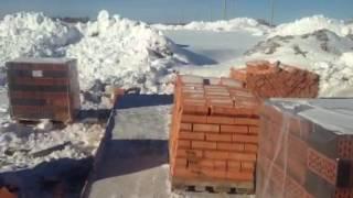 Начали строительство нового дома 160м2 =3млн.