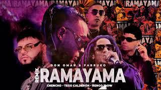 Don Omar, Farruko, Tego Calderon, Chencho, Ñengo Flow - Ramayama