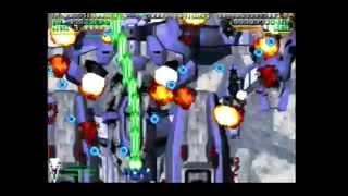 Mars Matrix Full Game Play Sega Dreamcast