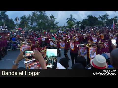 Banda el Hogar 4 de noviembre del 2017