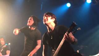 Escape The Fate - Situations (NO MICS) (Live, Electric Ballroom, London 2016)