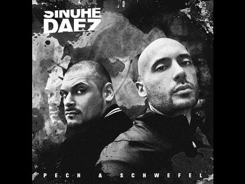 Sinuhe & Daez - Pech und Schwefel Mixtape [JD's Rap Blog Exclusive]