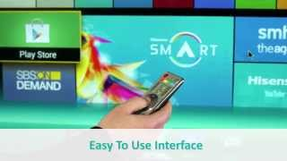Hisense Vision Part 3: User Interface