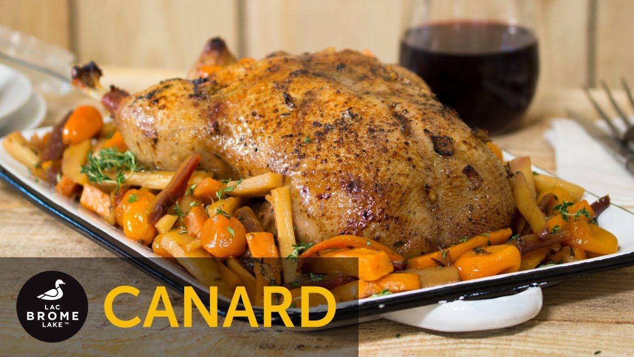 Comment cuire un canard entier l 39 rable accompagn de kumquats confits youtube - Comment cuisiner le canard entier ...