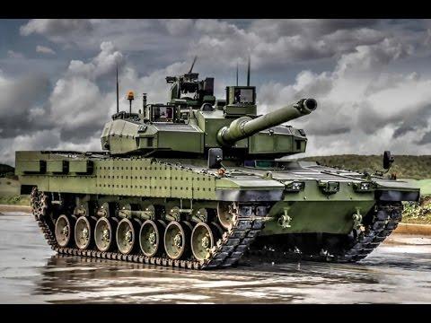 Yerli Tank Altay Hakkında Bilmeniz Gerekenler - Altay Tankı Son Durum 2017