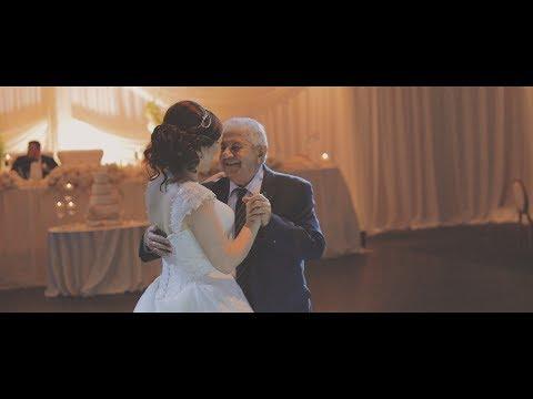 Alfonso & Juliana`s Cinematic Wedding Film -  MAHABA.ca