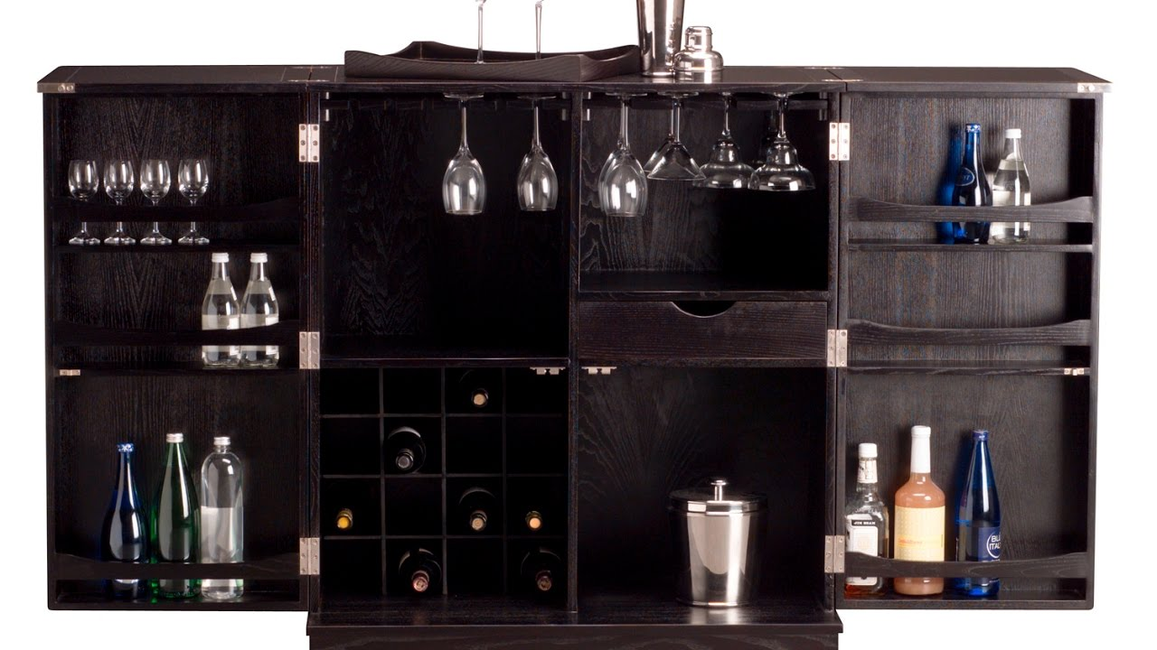Furniture Small Bar Cabinet Design For Best Home